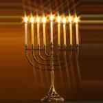 Hanukkah Menorrah
